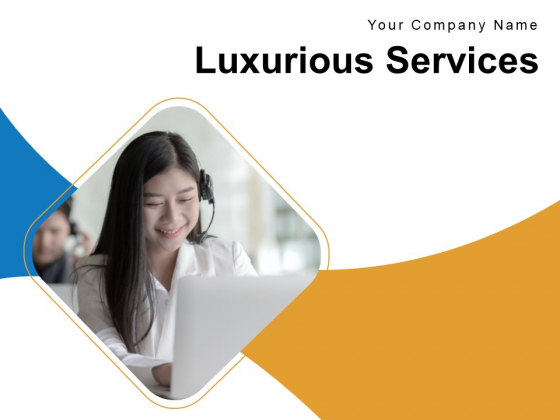 Luxurious Services Reporting Premium Employee Providing Monitoring Ppt PowerPoint Presentation Complete Deck