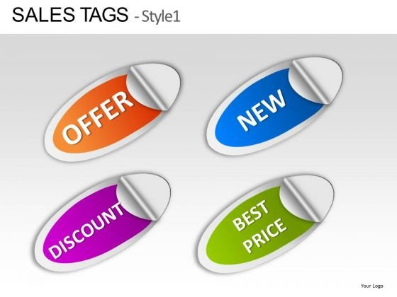 Label Sales Tags PowerPoint Slides And Ppt Clipart Graphics