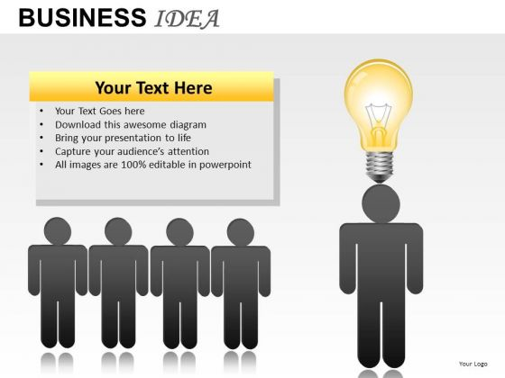Leader Business Idea PowerPoint Slides And Ppt Graphics