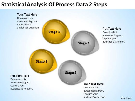 Levels Of Parallel Processing Data 2 Steps Ppt PowerPoint Templates Backgrounds For Slides