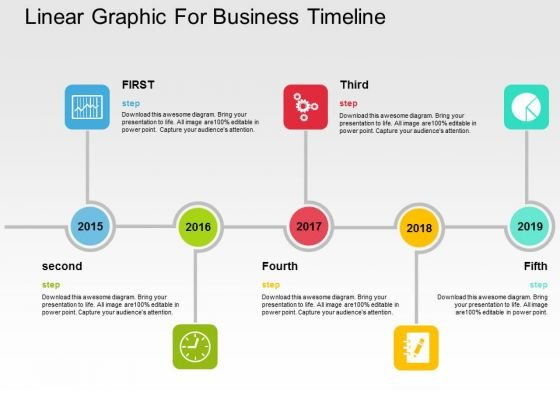 Linear graphic for business timeline powerpoint templates linear graphic for business timeline powerpoint templates powerpoint templates toneelgroepblik Choice Image