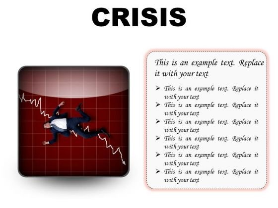 Loss Crisis Business PowerPoint Presentation Slides S