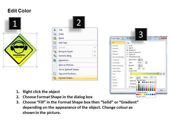 loud_music_warning_powerpoint_templates_ppt_design_slides_3