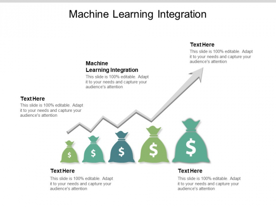 Machine Learning Integration Ppt PowerPoint Presentation Layouts Model Cpb