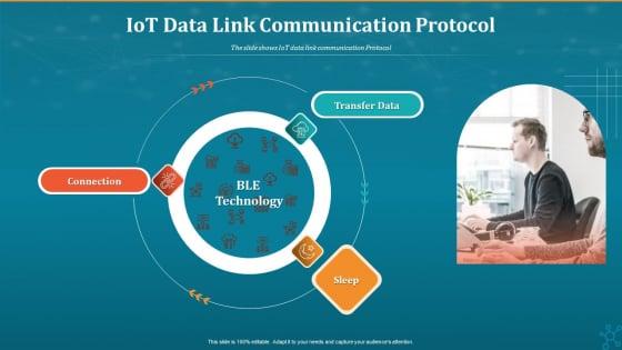Machine To Machine Communication Iot Data Link Communication Protocol Rules PDF