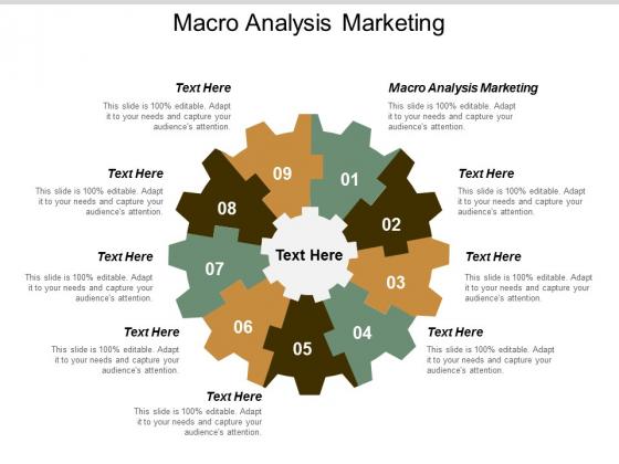 Macro Analysis Marketing Ppt Powerpoint Presentation Slides Files Cpb