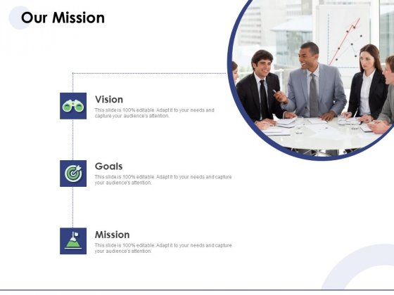 Macro And Micro Marketing Planning And Strategies Our Mission Ppt Icon Maker PDF