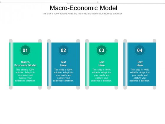 Macro Economic Model Ppt PowerPoint Presentation Infographic Template Structure Cpb Pdf