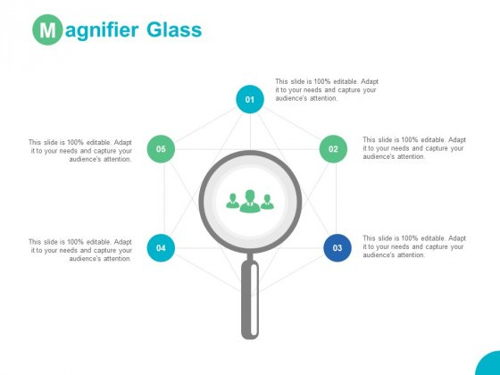 Magnifier Glass Data Analysis Ppt PowerPoint Presentation Model Elements