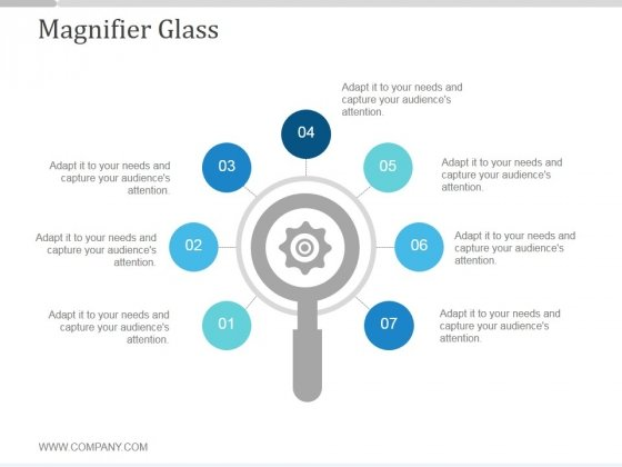 Magnifier Glass Ppt PowerPoint Presentation Influencers