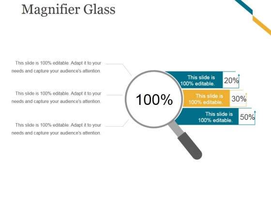 Magnifier Glass Ppt PowerPoint Presentation Introduction