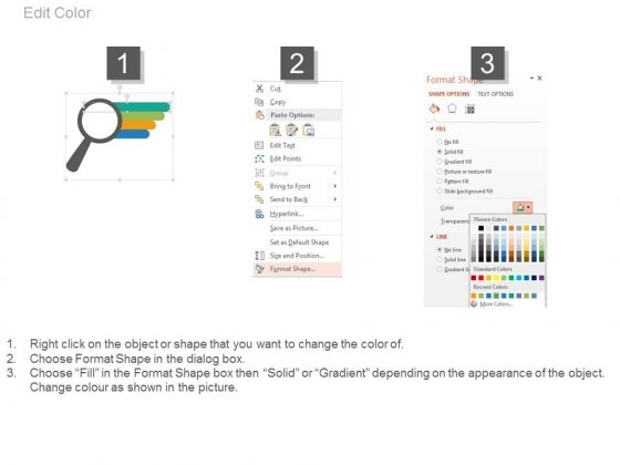Magnifier_With_Four_Options_Tags_Powerpoint_Slides_4