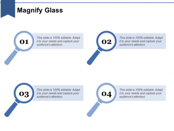 Magnify Glass Ppt PowerPoint Presentation Ideas Rules