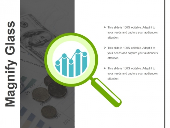 Magnify Glass Ppt Powerpoint Presentation Pictures Icons