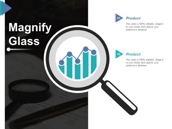Magnify Glass Ppt PowerPoint Presentation Summary Example Topics
