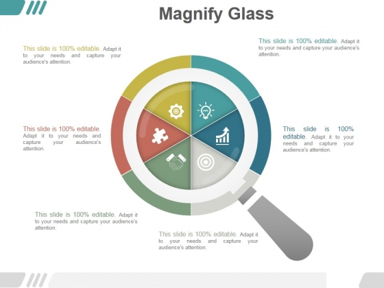 Magnify Glass Ppt PowerPoint Presentation Templates