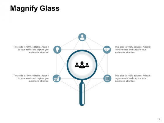 Magnify Glass Technology Ppt PowerPoint Presentation Pictures Ideas