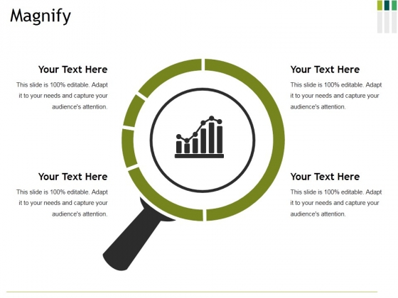 Magnify Ppt PowerPoint Presentation Summary Introduction