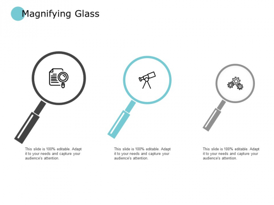 Magnifying Glass Gears Big Data Ppt PowerPoint Presentation Layouts Templates