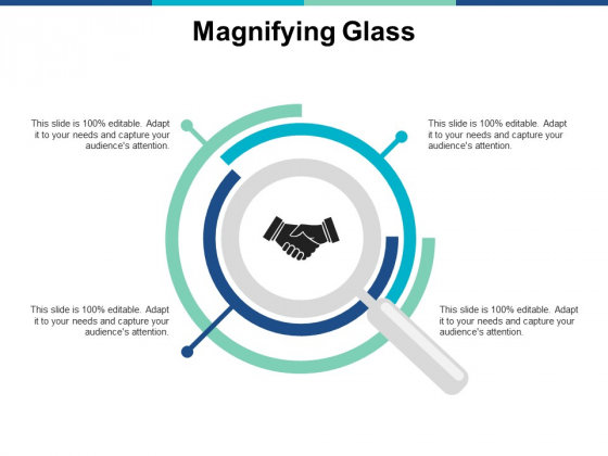 Magnifying Glass Management Ppt PowerPoint Presentation Portfolio Clipart