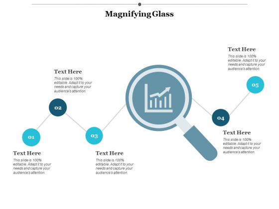 Magnifying Glass Marketing Ppt PowerPoint Presentation File Background Image