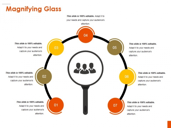 Magnifying Glass Ppt PowerPoint Presentation File Ideas
