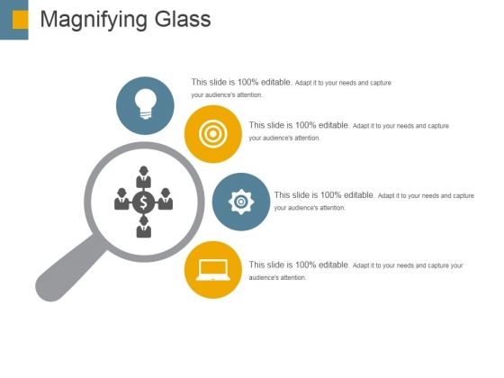Magnifying Glass Ppt PowerPoint Presentation File Layouts