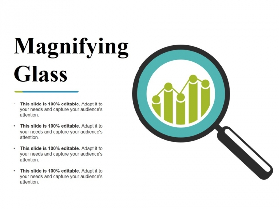 Magnifying Glass Ppt PowerPoint Presentation Gallery Display