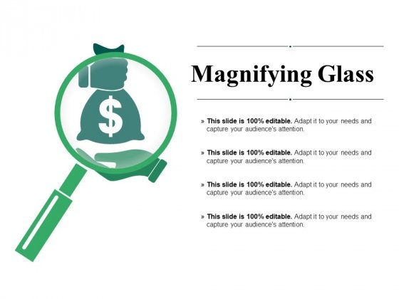 Magnifying Glass Ppt PowerPoint Presentation Gallery Guide