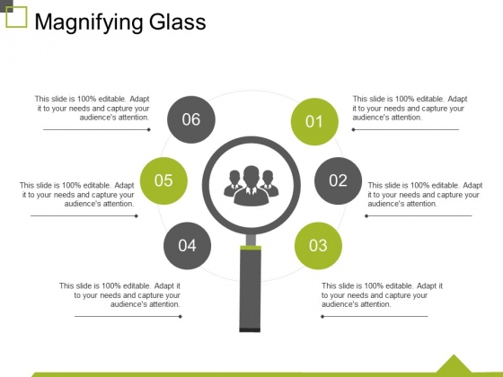 Magnifying Glass Ppt PowerPoint Presentation Icon Gridlines