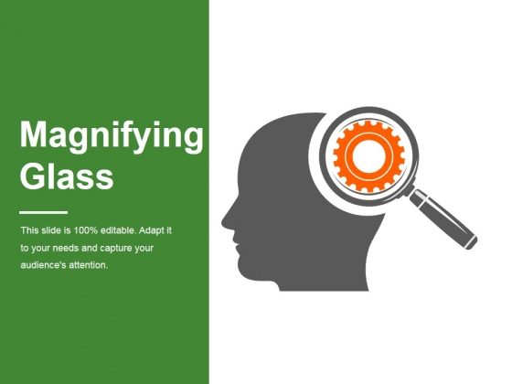 Magnifying Glass Ppt PowerPoint Presentation Icon