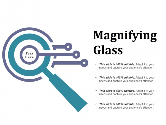 Magnifying Glass Ppt PowerPoint Presentation Ideas Aids
