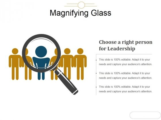 Magnifying Glass Ppt PowerPoint Presentation Ideas