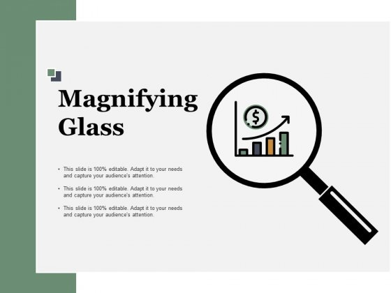 Magnifying Glass Ppt PowerPoint Presentation Infographic Template Clipart