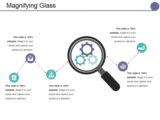 Magnifying Glass Ppt PowerPoint Presentation Infographic Template Maker