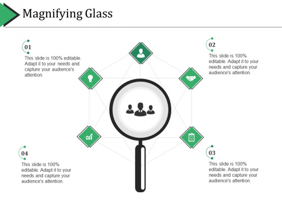 Magnifying Glass Ppt PowerPoint Presentation Infographics Design Inspiration