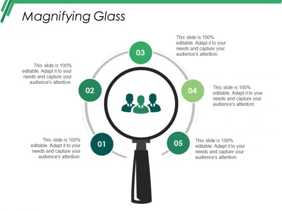 Magnifying Glass Ppt PowerPoint Presentation Infographics Example File