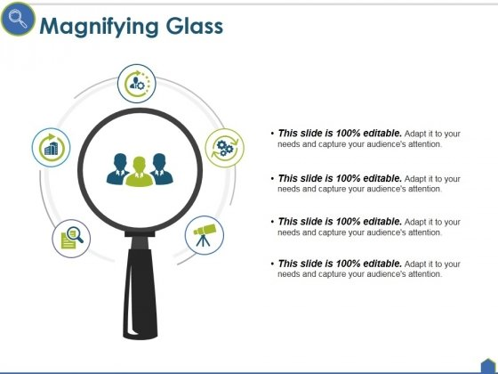 Magnifying Glass Ppt PowerPoint Presentation Model Deck