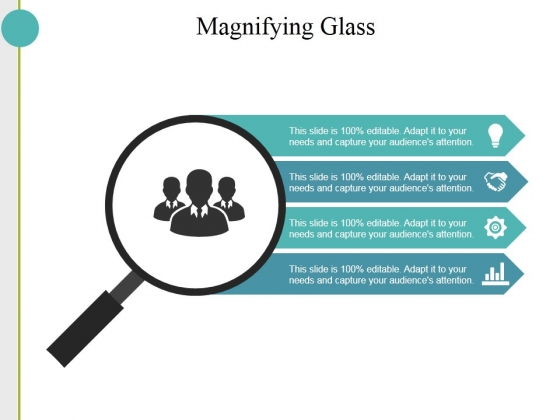 Magnifying Glass Ppt PowerPoint Presentation Model Mockup