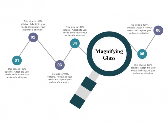 Magnifying Glass Ppt PowerPoint Presentation Model Professional