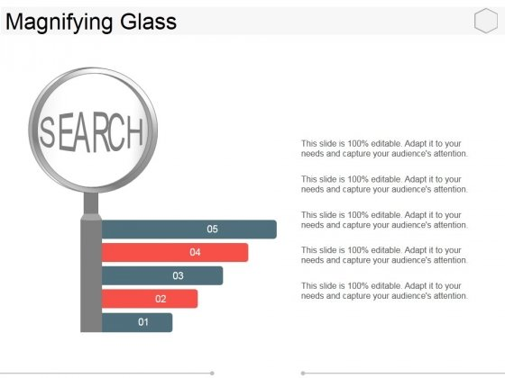 Magnifying Glass Ppt PowerPoint Presentation Pictures Deck