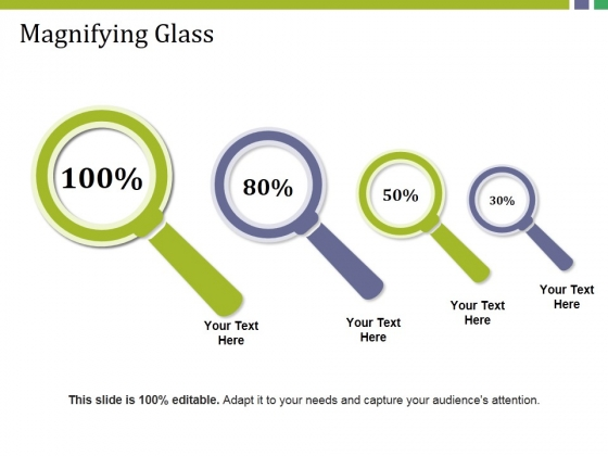 Magnifying Glass Ppt PowerPoint Presentation Pictures Example File