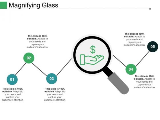 Magnifying Glass Ppt PowerPoint Presentation Portfolio Master Slide