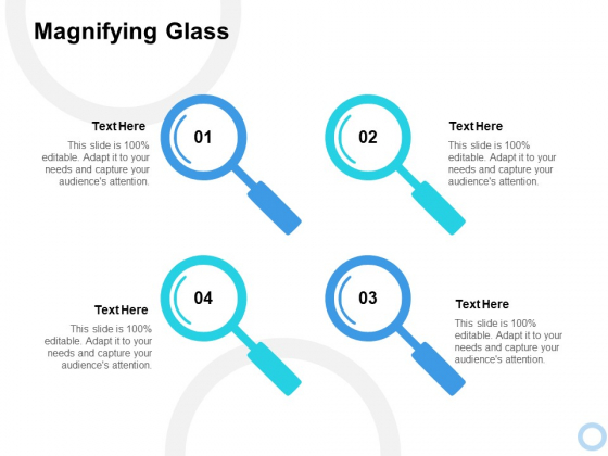 Magnifying Glass Ppt PowerPoint Presentation Professional Layout