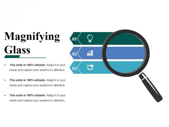 Magnifying Glass Ppt PowerPoint Presentation Professional Structure