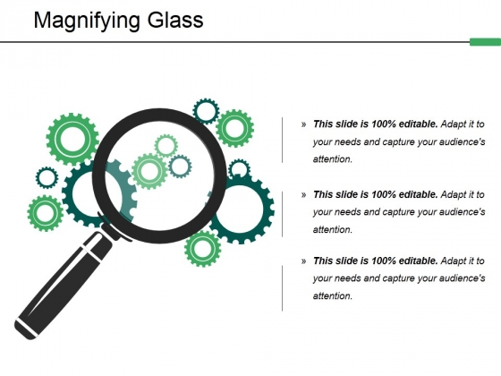 Magnifying Glass Ppt PowerPoint Presentation Show Ideas