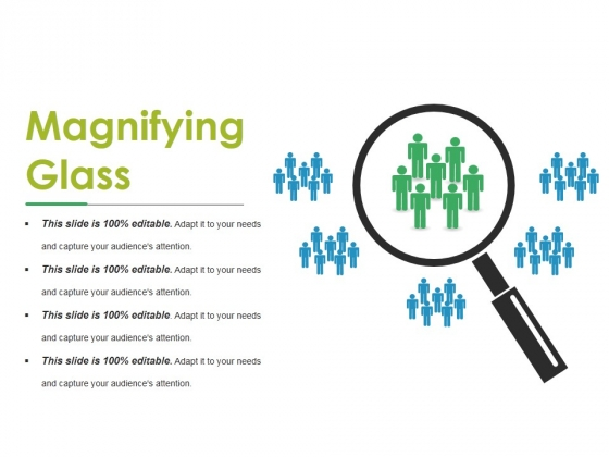 Magnifying Glass Ppt PowerPoint Presentation Slides Elements
