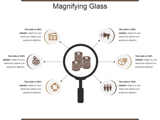 Magnifying Glass Ppt PowerPoint Presentation Slides Graphic Tips