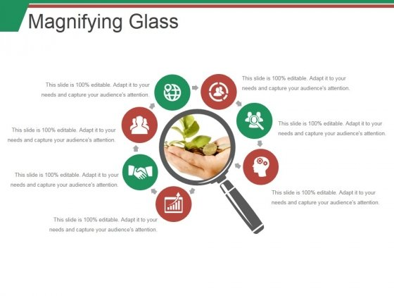 Magnifying Glass Ppt PowerPoint Presentation Slides Portrait