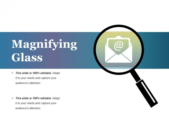 Magnifying Glass Ppt PowerPoint Presentation Slides Styles